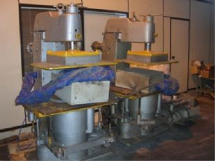 2 Green Sand Molding Machine JA-2 from Internacional Alonso
